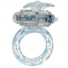 Виброкольцо Бабочка Flutter-Ring Clear